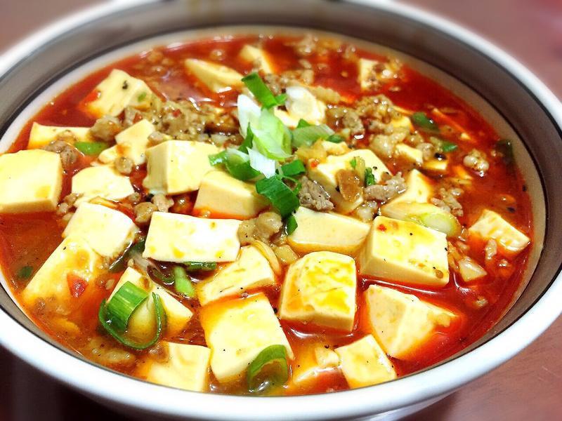 麻婆豆腐20160214