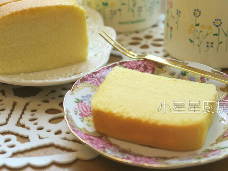南瓜起士棉花蛋糕