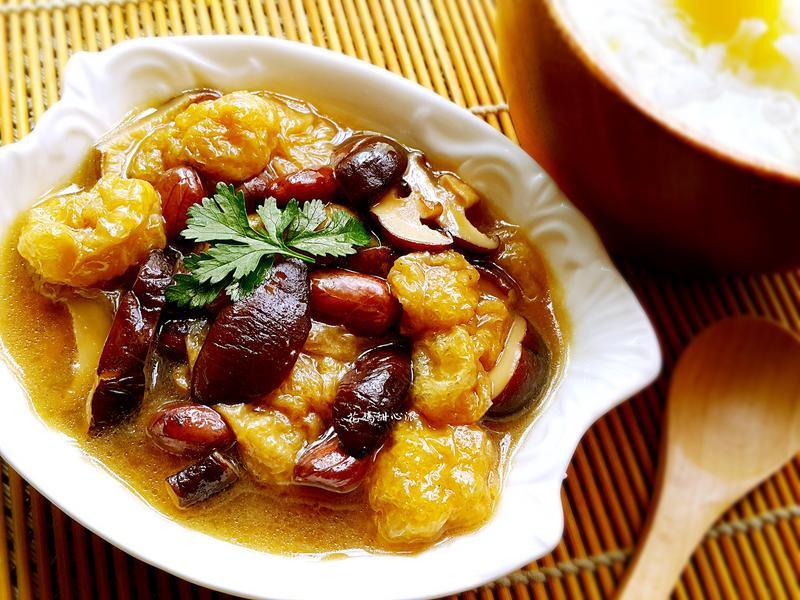 香菇土豆麵筋