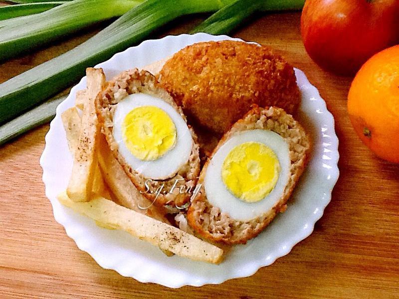 蘇格蘭炸蛋