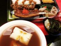 偷吃步的紅豆麻糬湯/紅豆年糕湯