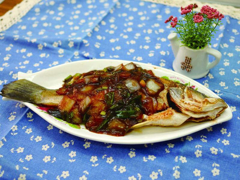 糖醋魚 不用番茄醬也能輕鬆做
