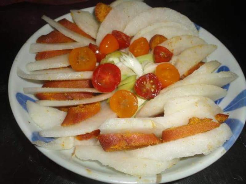 煎烏魚子(年菜)