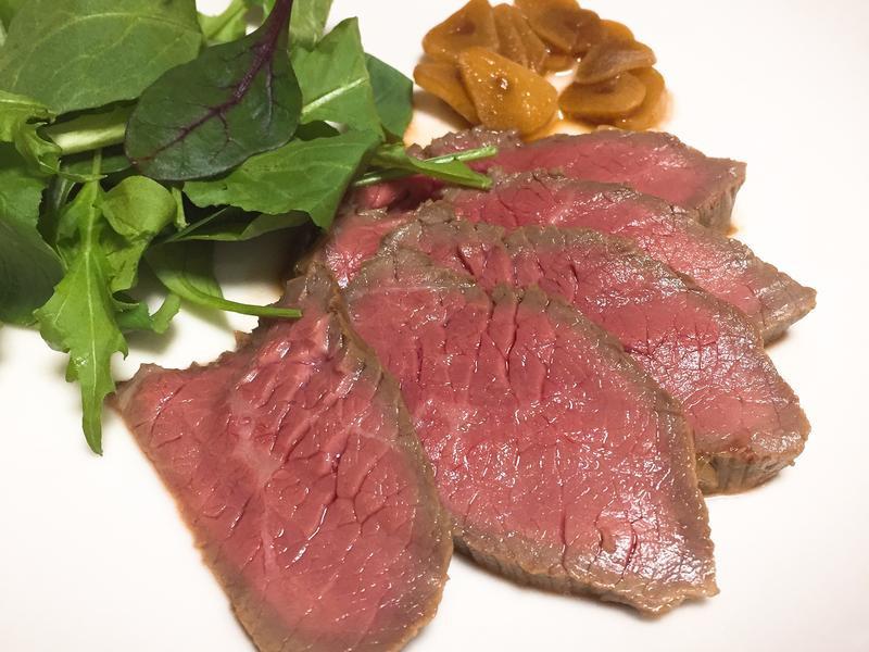 『電子鍋烤牛肉』 ローストビーフ