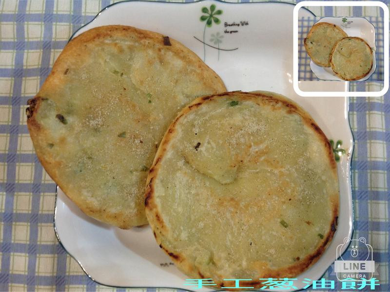 手工葱油餅[烘焙展中式食譜]