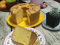 南瓜戚風蛋糕(南瓜好忙系列🎃)
