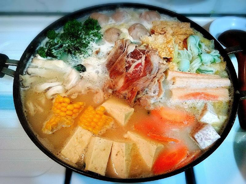 味噌豬肉鍋