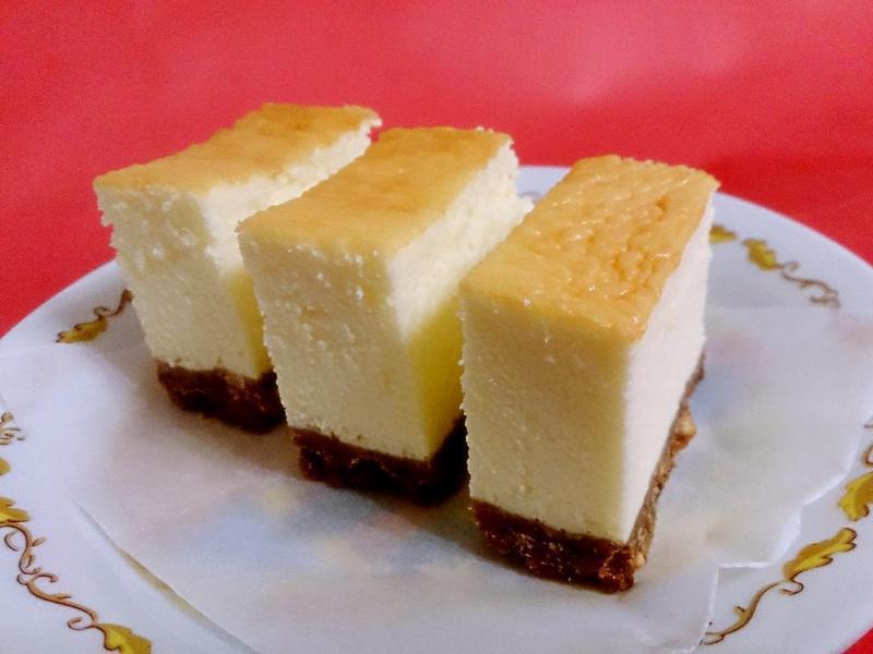 原味奶油起司蛋糕【烘焙展西式食譜】