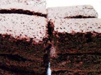 巧克力布朗尼【烘焙展西式食譜】