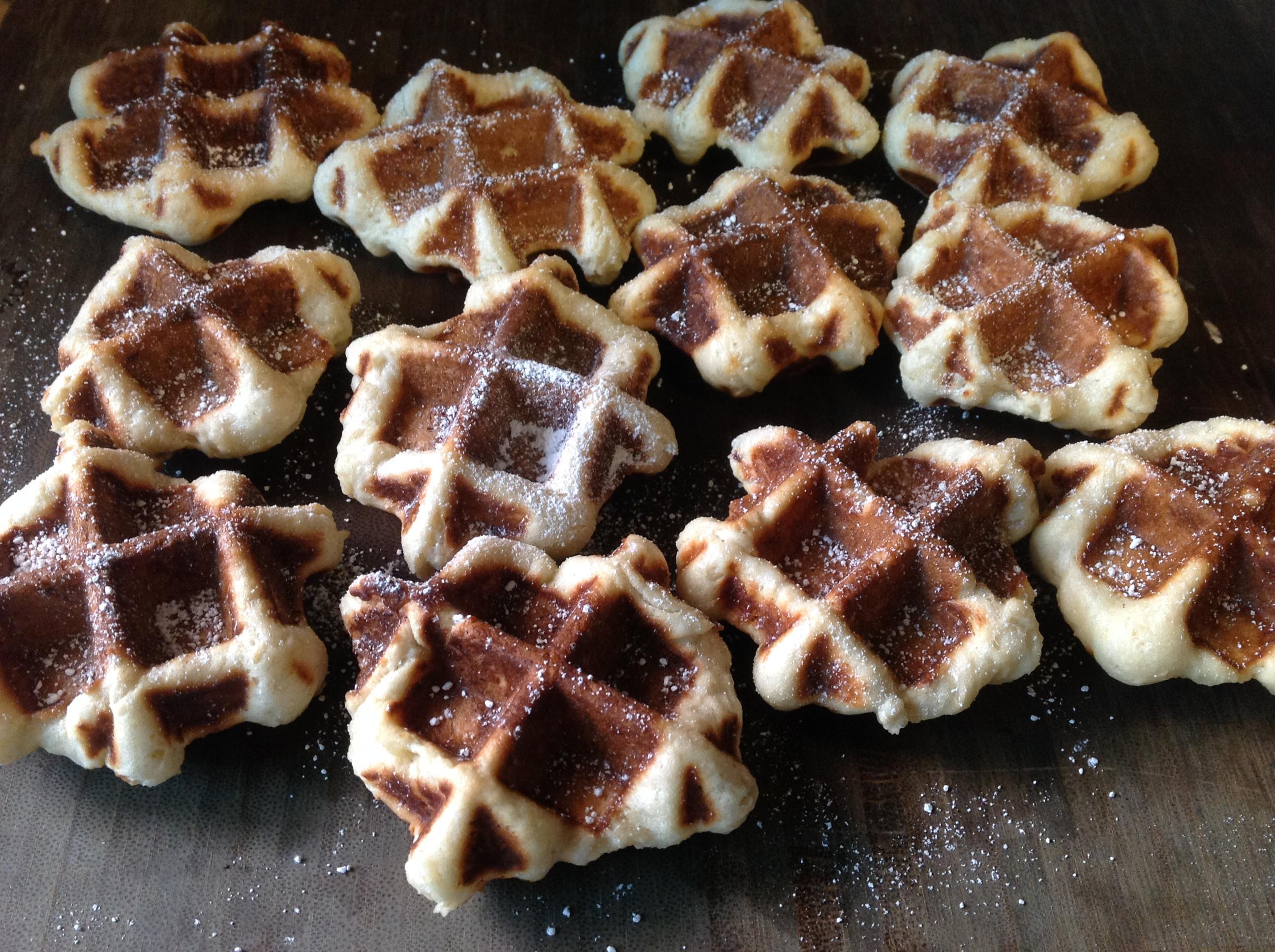 Belgian Waffle-比利時鬆餅