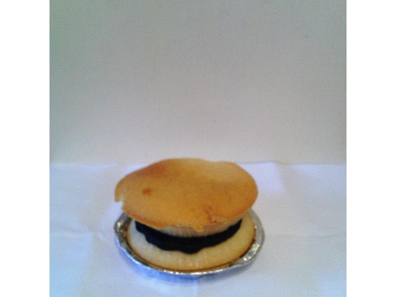 黑金蛋糕塔「烘焙展西式食譜」