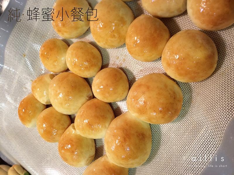 蜂蜜小餐包-Panasonic麵包機