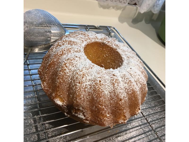 咕咕霍夫磅蛋糕