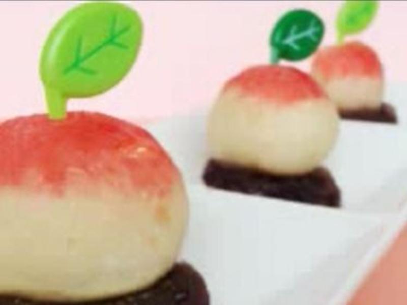 青森蘋果小丸子(糯米圓)