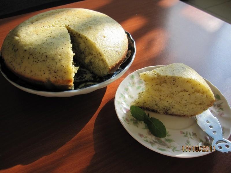 柳橙紅茶蛋糕