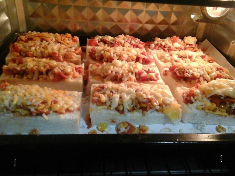 土司披薩【烘焙展中式食譜】