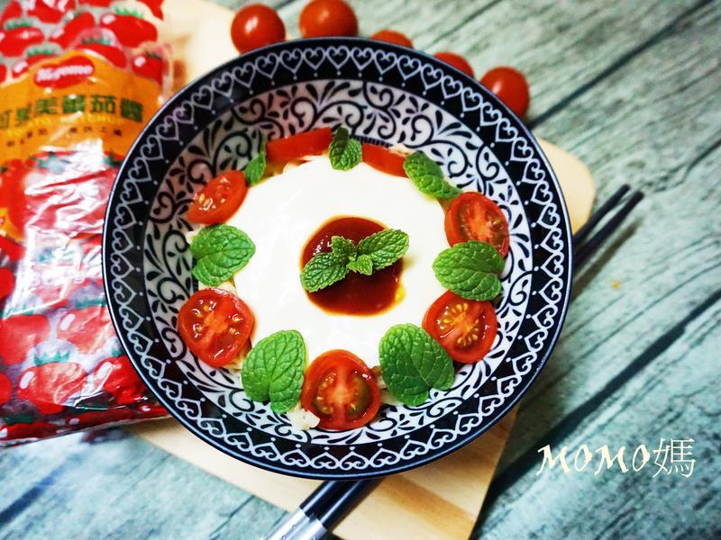 香濃起司番茄泡麵~蕃茄醬懶人料理