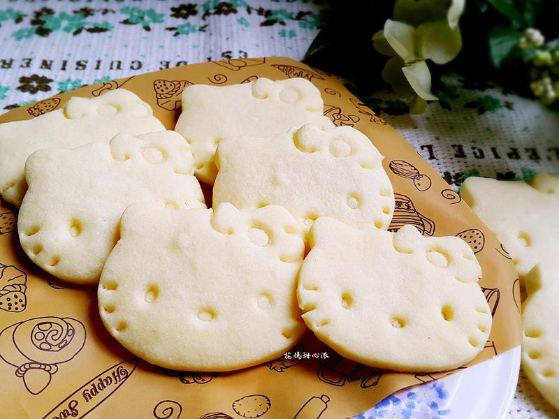 KT奶香餅乾(烘焙展西式食譜)