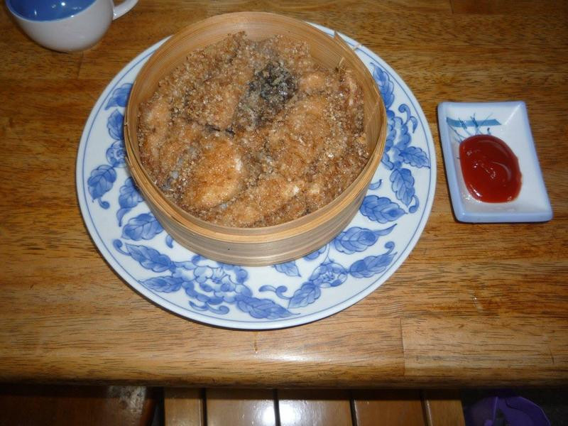 粉蒸魚--全聯料理王大賽