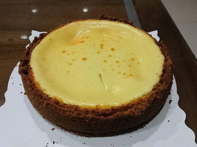 重乳酪蛋糕【烘焙展西式食譜】