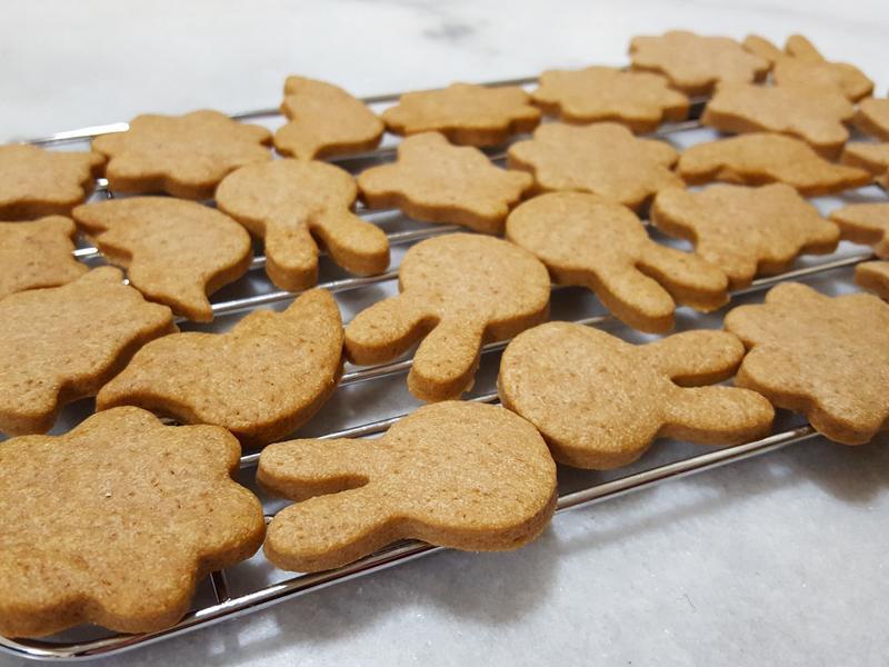 巧克力小餅乾「烘焙展西式食譜」