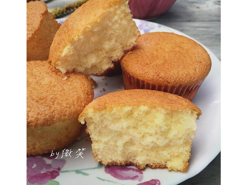 奶香雞蛋糕~一口接一口的好滋味