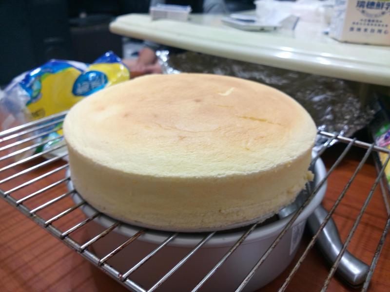 輕乳酪蛋糕~烘培展西式食譜