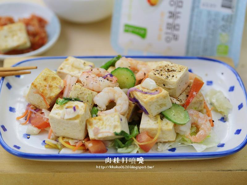 豆腐熱什蔬〈pulmuone〉