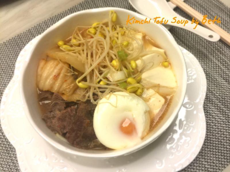 韓式泡菜豆腐湯[全聯料理王大賽]