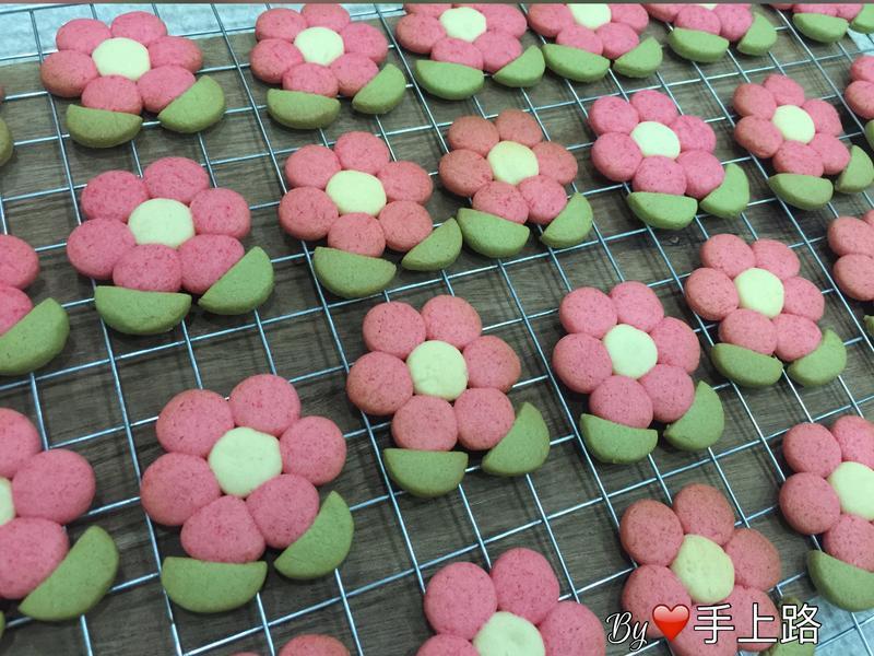 🌺花朵造型餅乾🌺