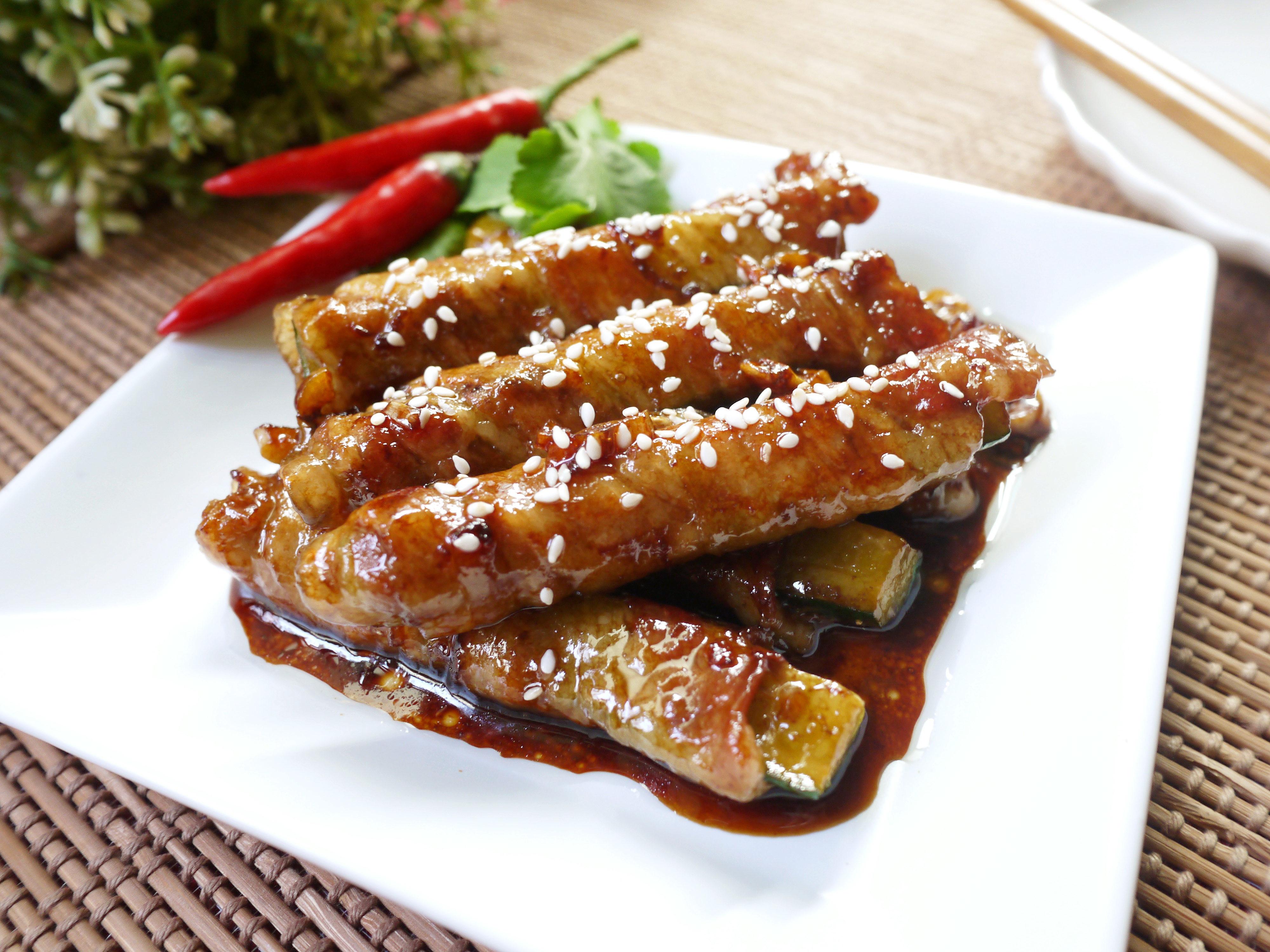 小黃瓜燒肉捲-全聯料理王大賽
