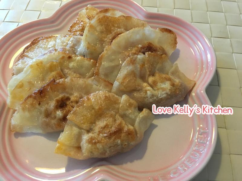 韓式泡菜豬肉煎餃