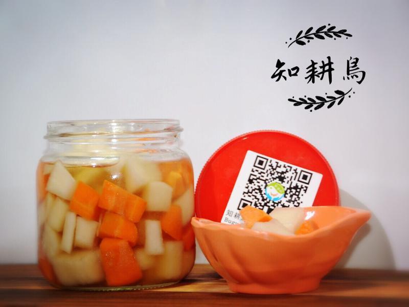 台式蘿蔔泡菜