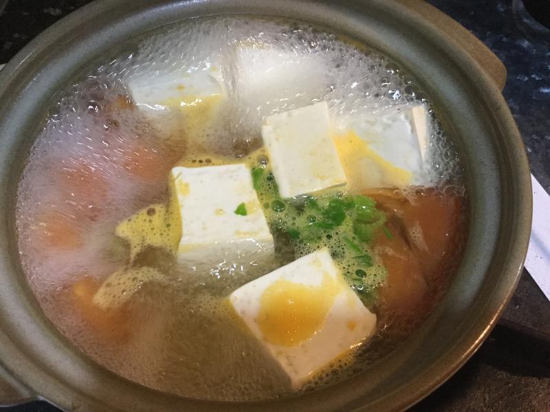 番茄豆腐湯