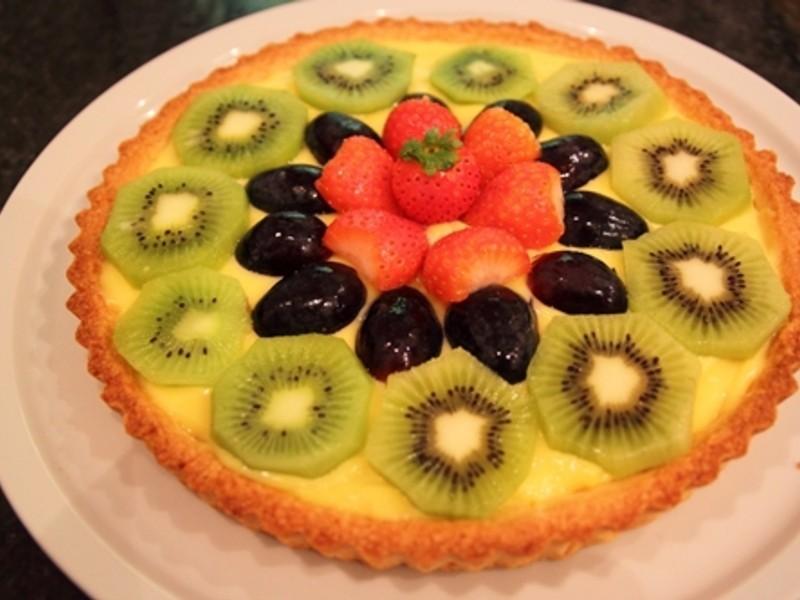 綜合水果派