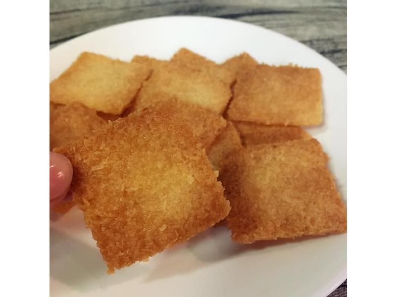健康椰香椰子脆餅