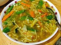 咖哩時蔬燴蛋豆腐