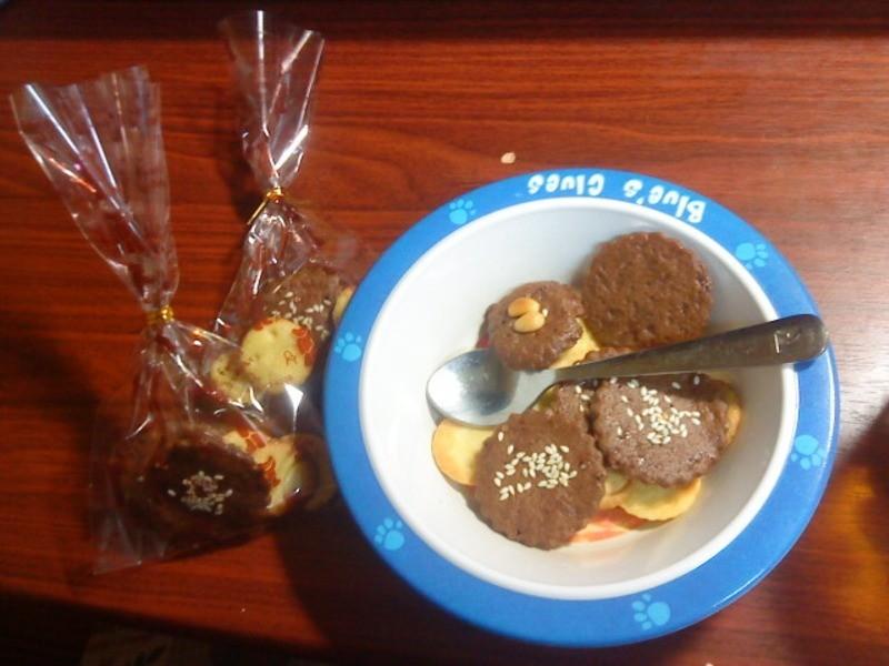 [三個步驟三種材料好簡單]---塔皮餅乾
