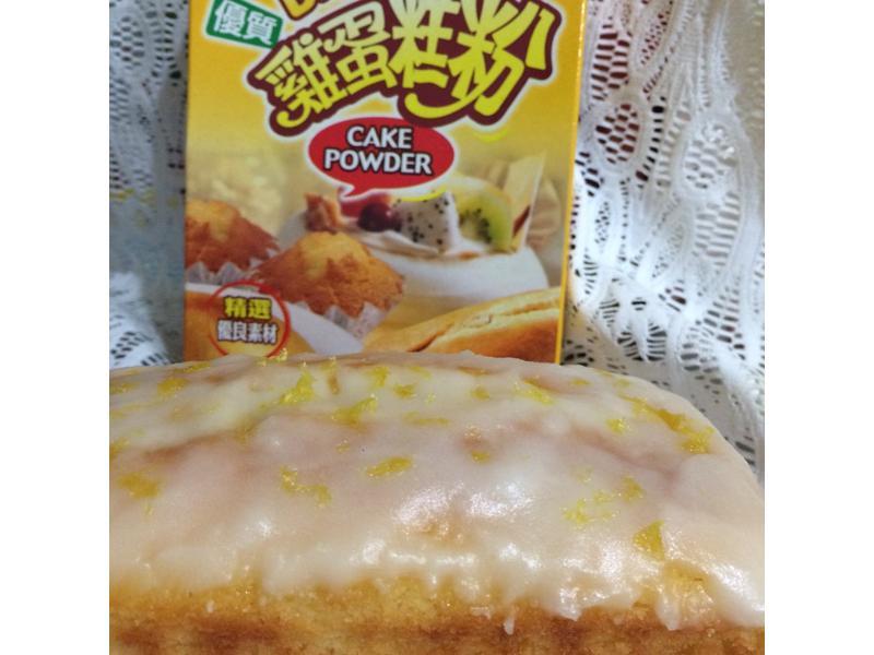 檸檬優格蛋糕-日正食品【全聯料理王大賽】