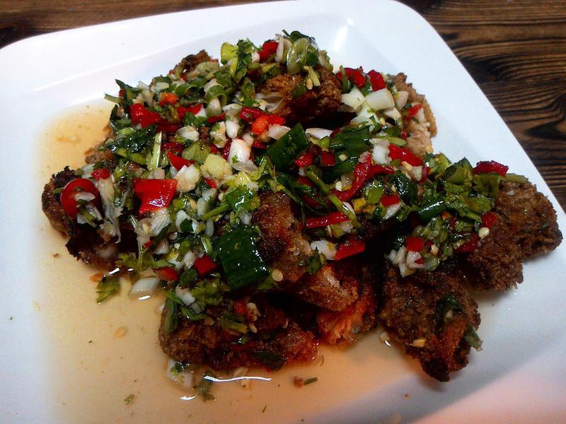 椒痲鹽酥雞