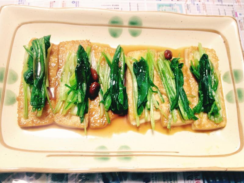 台日混血之翡翠燒豆腐