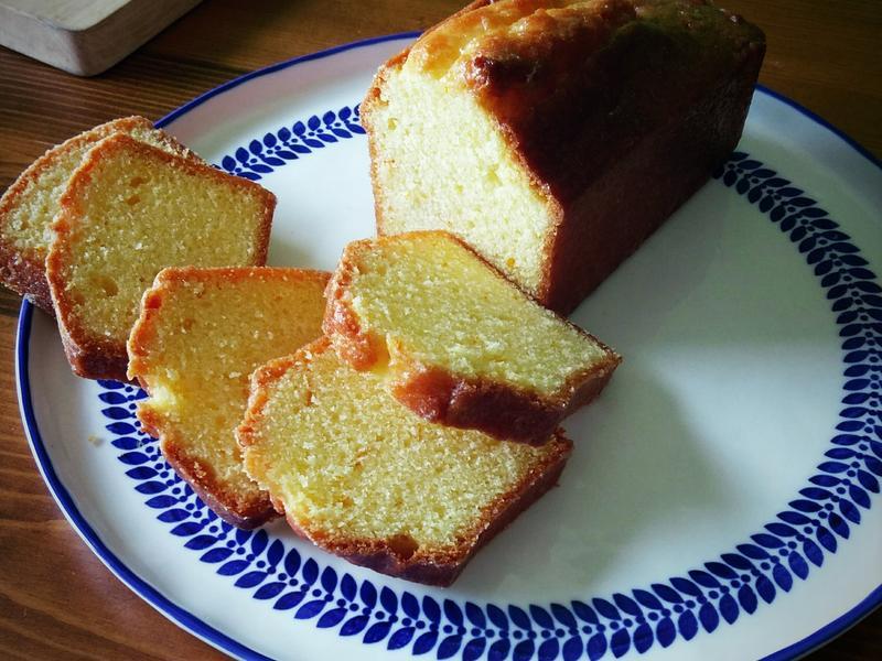 香吉士磅蛋糕