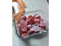 法式草莓軟糖--白色情人節糖果