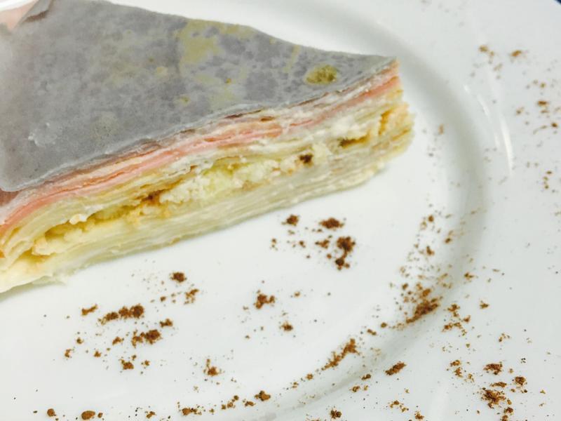 千層蛋糕❤️可麗餅皮 製作~