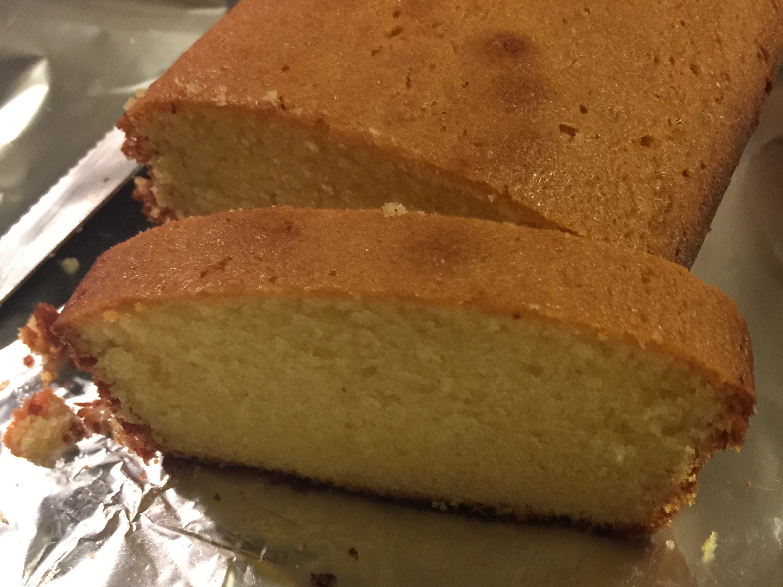 磅蛋糕(全蛋無泡打粉)