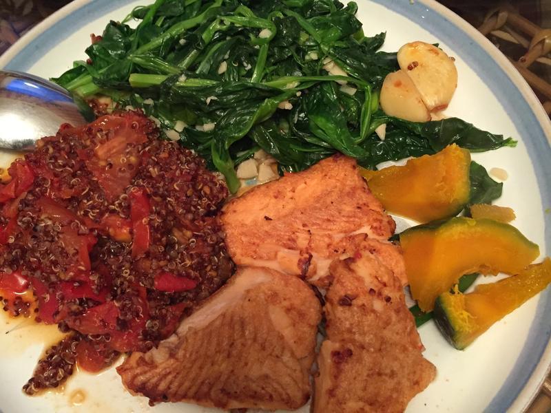 【健康食品】番茄炊紅藜