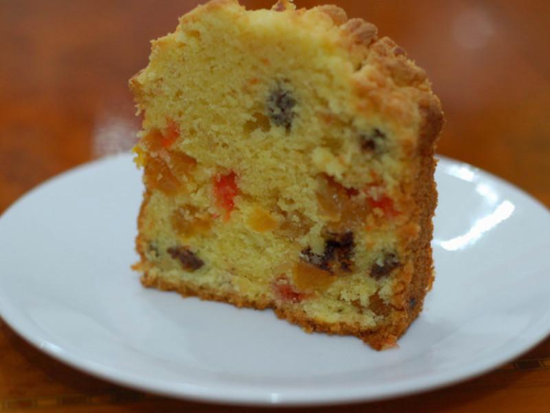 ♥我的手作料理♥ 英式奶油蛋糕