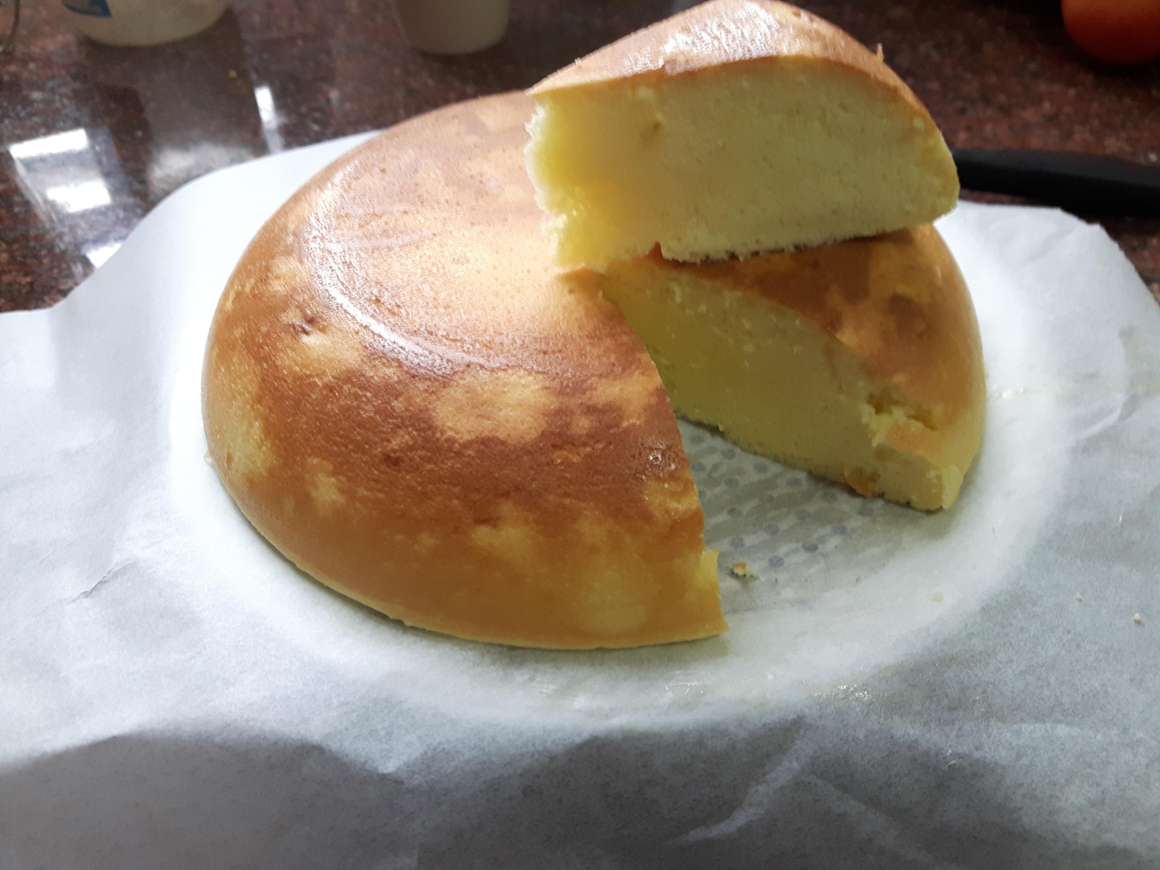 起司蛋糕電子鍋版