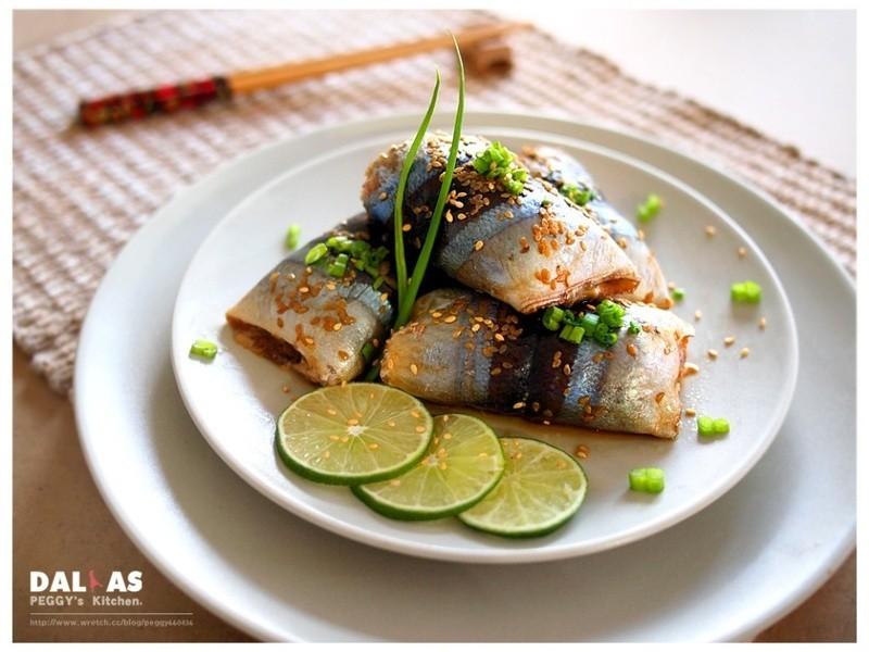 《Peggy廚房》蒲燒薑汁秋刀魚