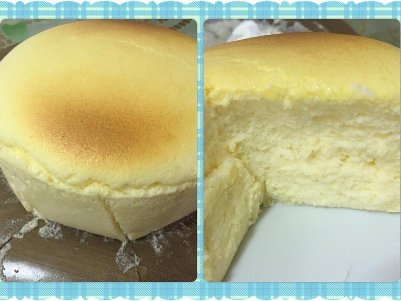 橙香優格蛋糕